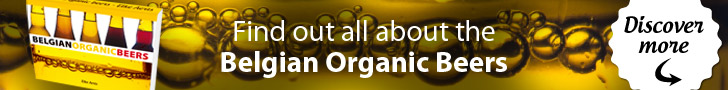 banner belgian organic beers