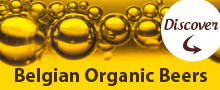 small banner belgian organic beers