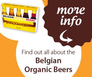 all belgian organic beers banner